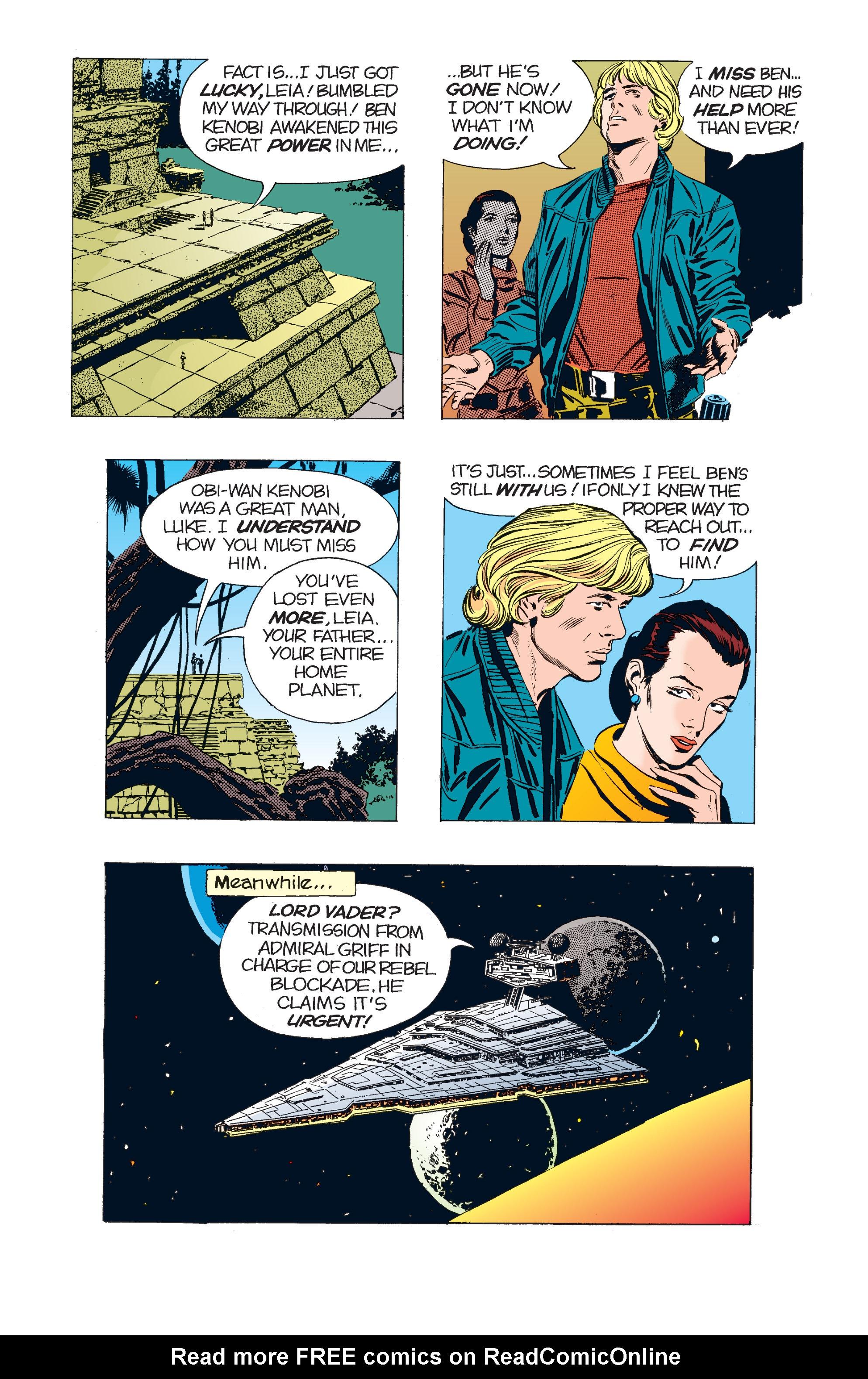 Classic Star Wars #10 #10 - English 4