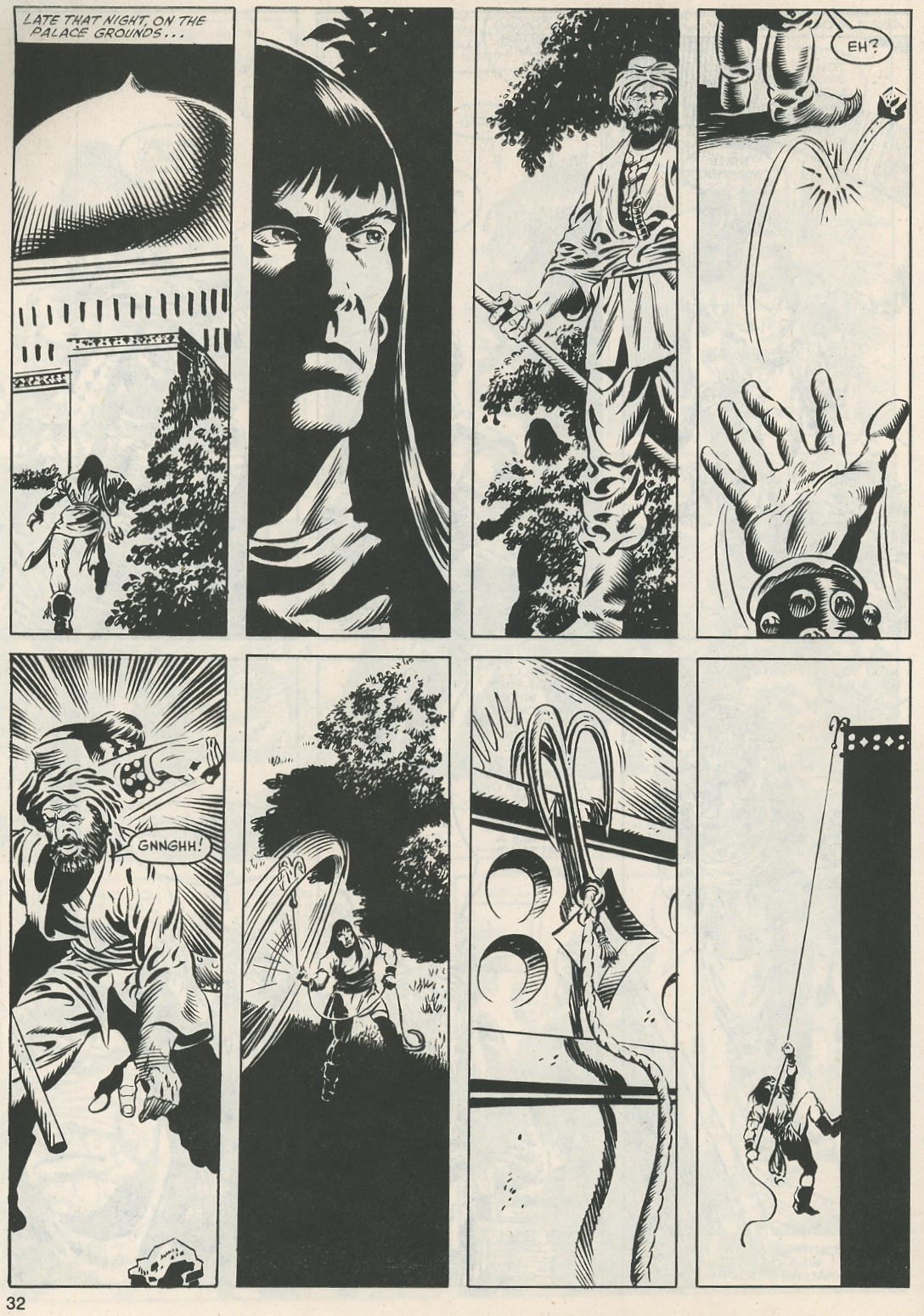 The Savage Sword Of Conan Issue #112 #113 - English 33