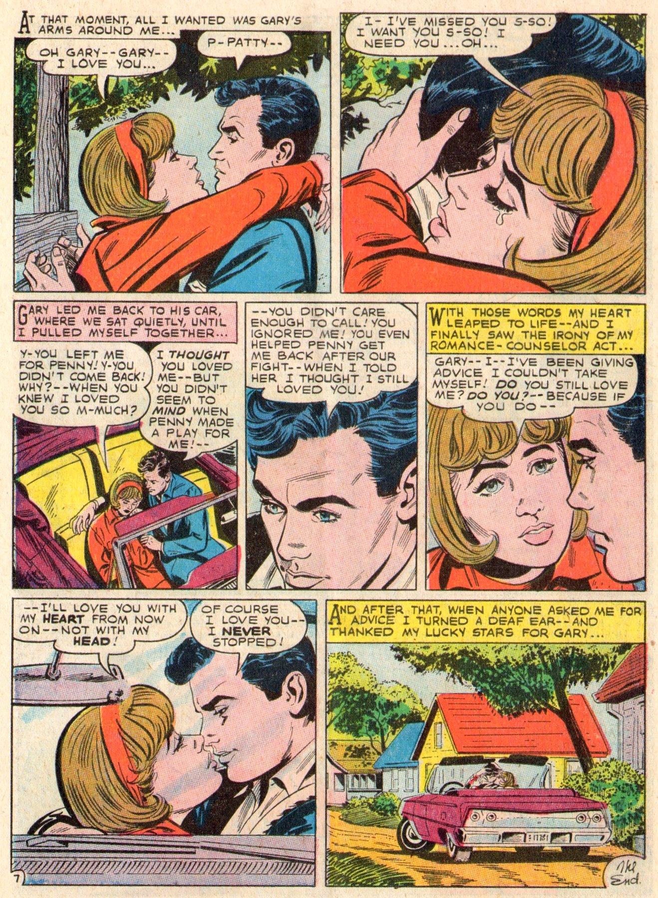 Read online Secret Hearts comic -  Issue #117 - 18