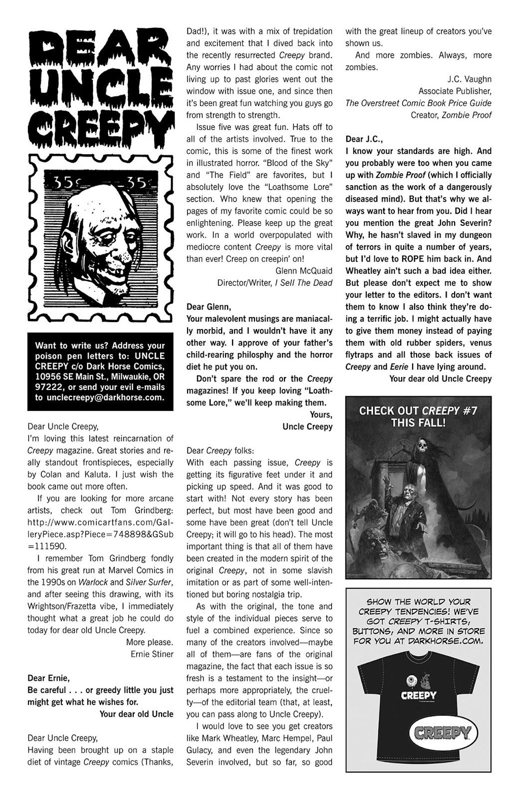 Creepy (2009) Issue #6 #6 - English 4