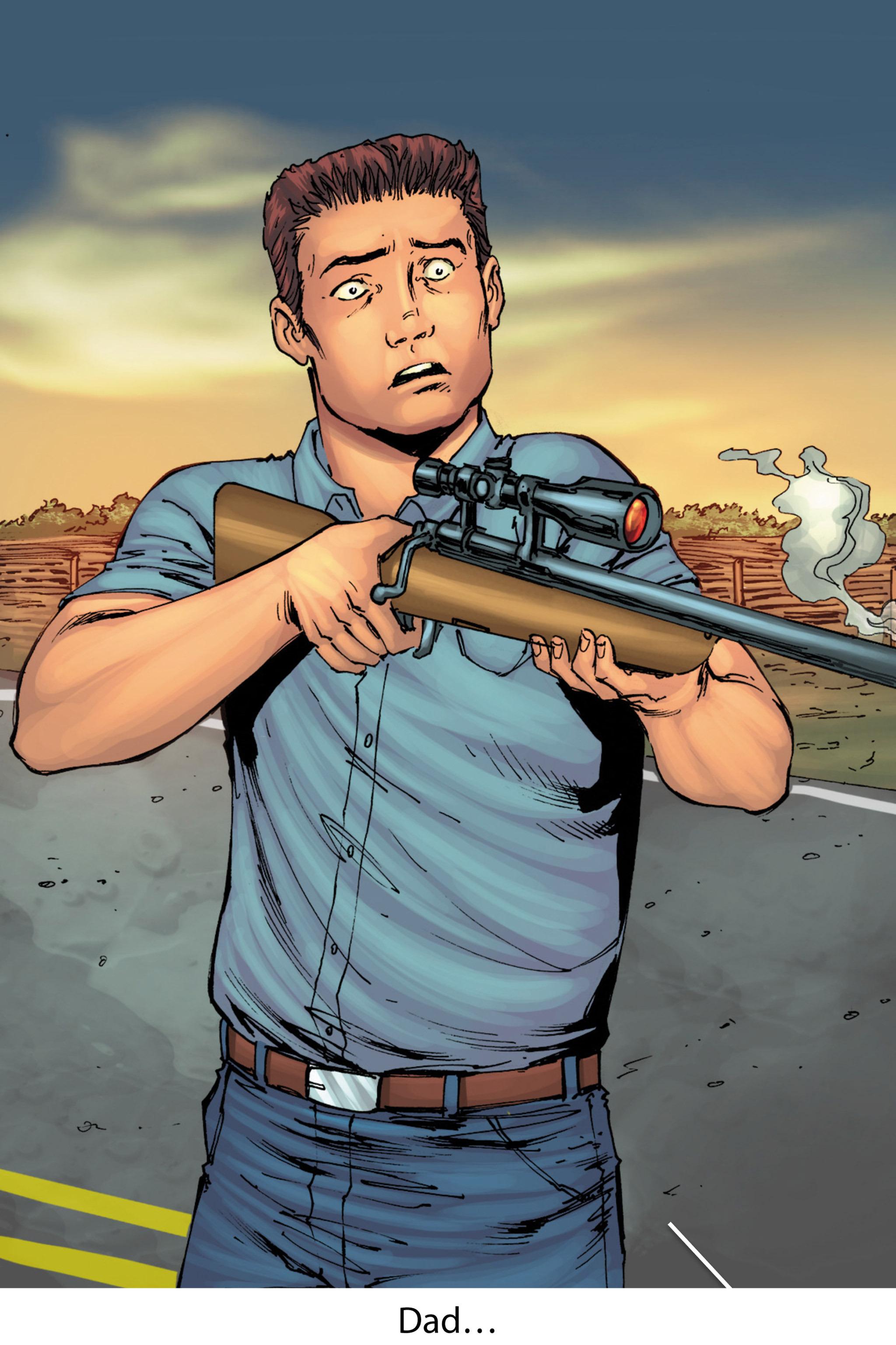 Read online Z-Men comic -  Issue #1 - 20