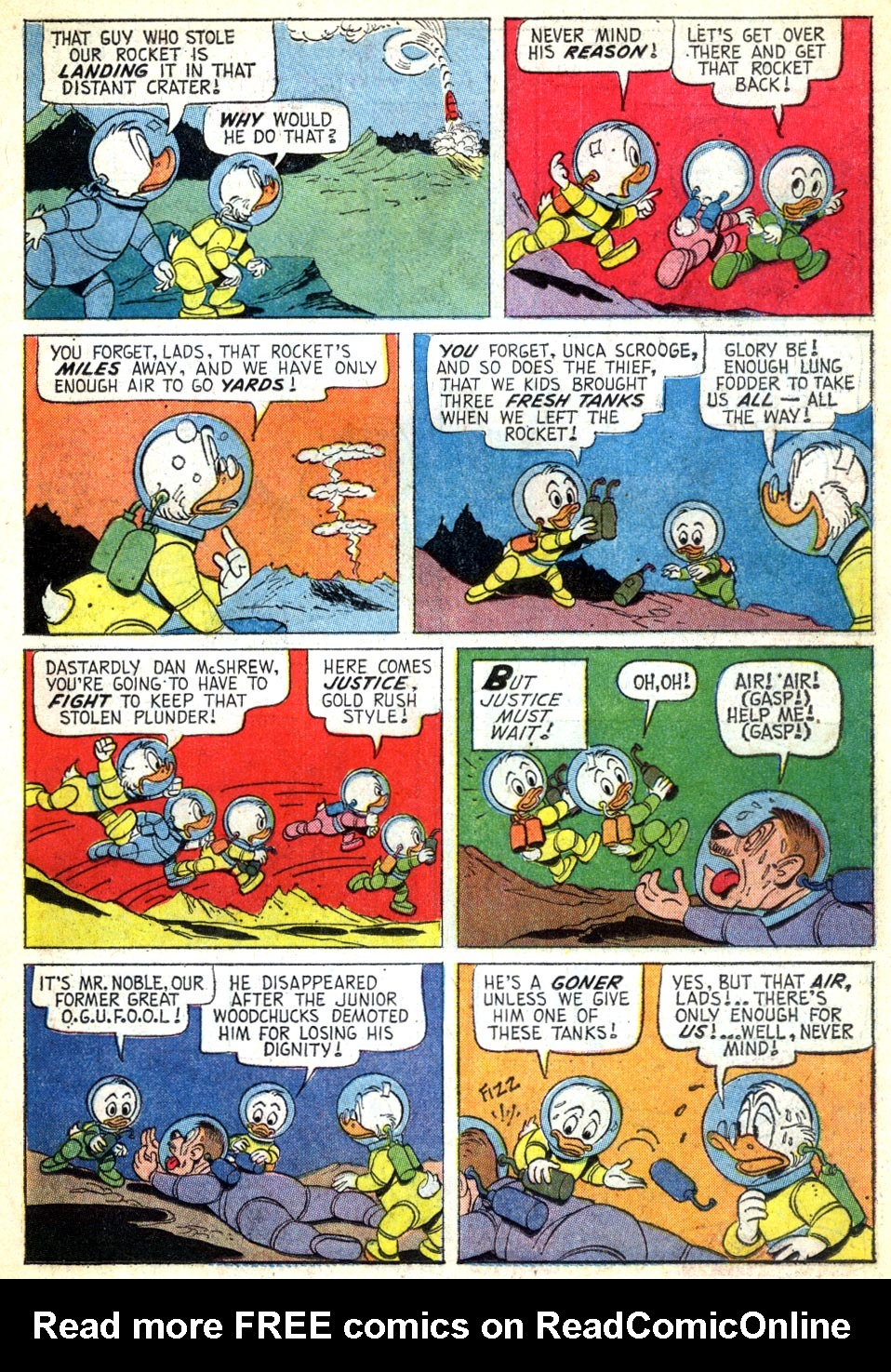 Uncle Scrooge (1953) Issue #49 #49 - English 14