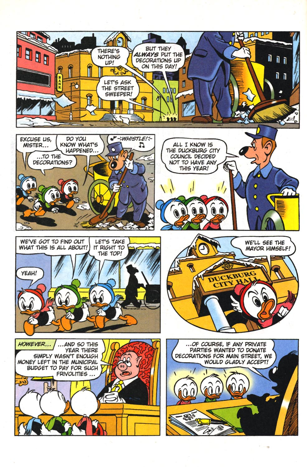 Uncle Scrooge (1953) Issue #308 #308 - English 26