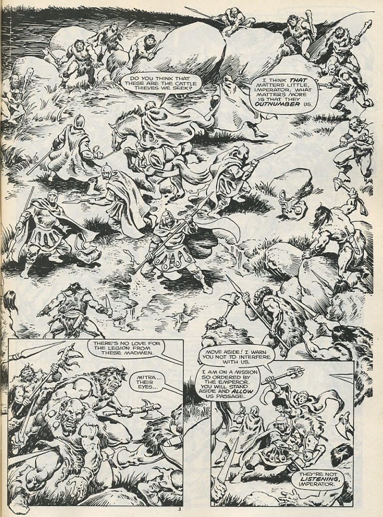 The Savage Sword Of Conan Issue #178 #179 - English 5