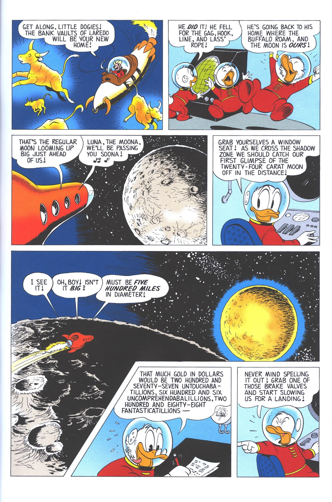 Uncle Scrooge (1953) Issue #375 #375 - English 15