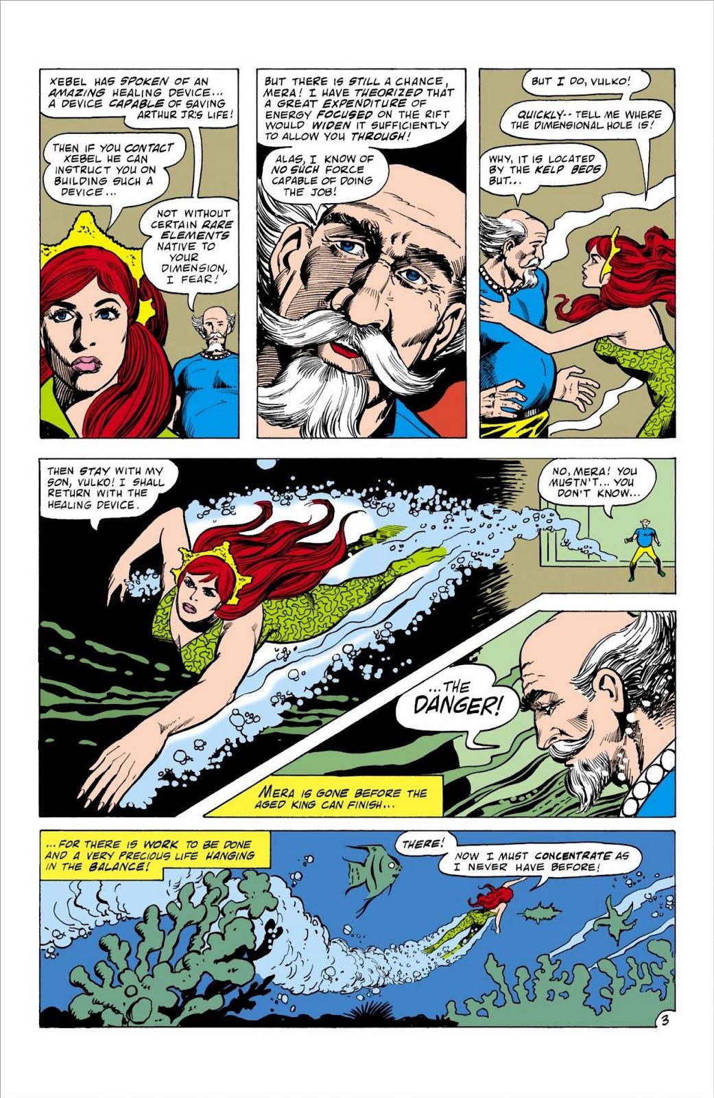 Aquaman (1962) Issue #58 #58 - English 15