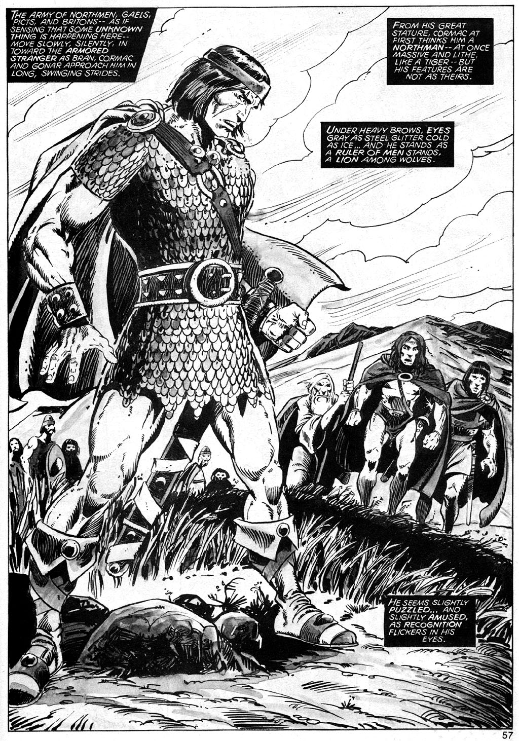 The Savage Sword Of Conan Issue #42 #43 - English 57