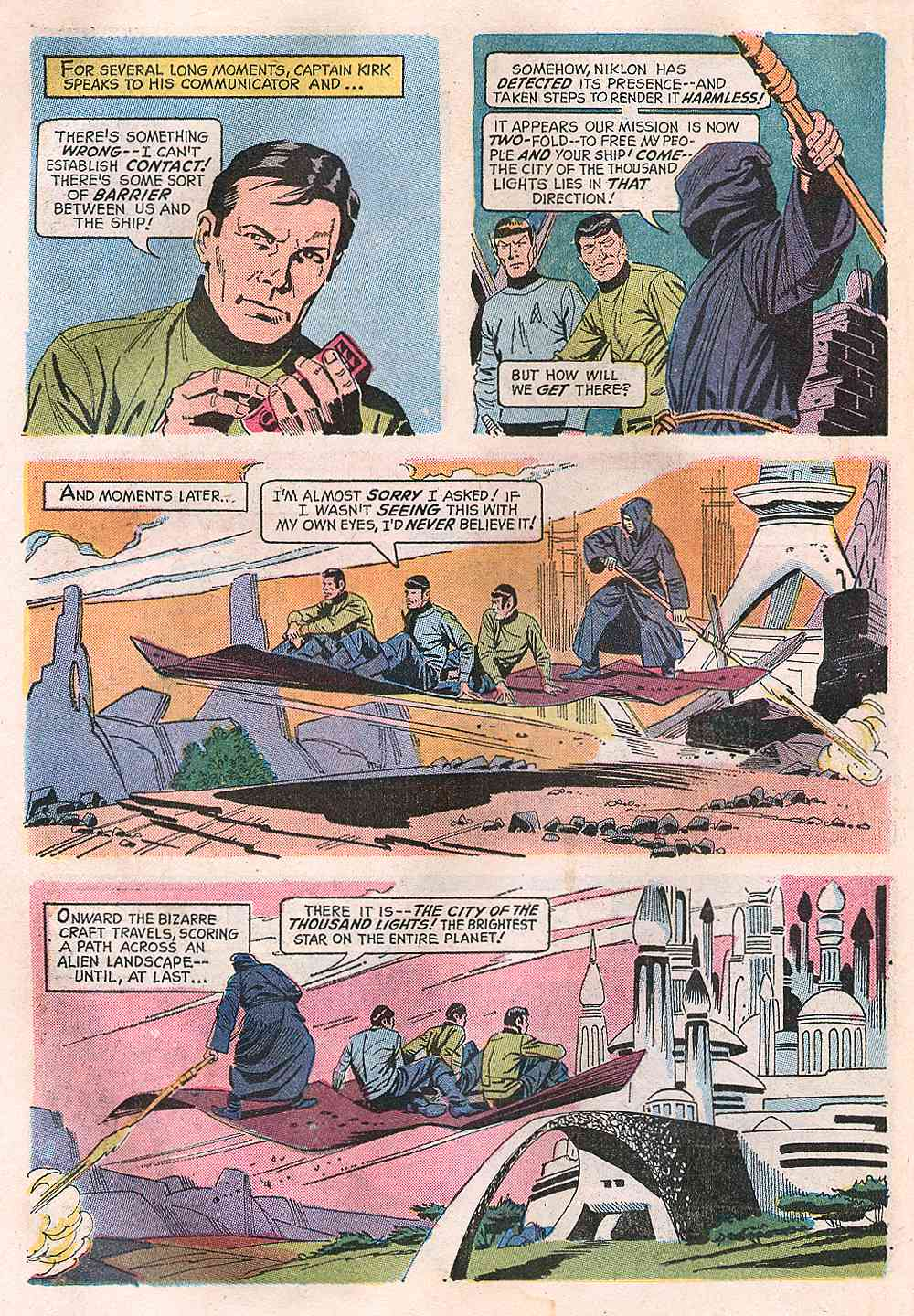 Star Trek (1967) Issue #13 #13 - English 17