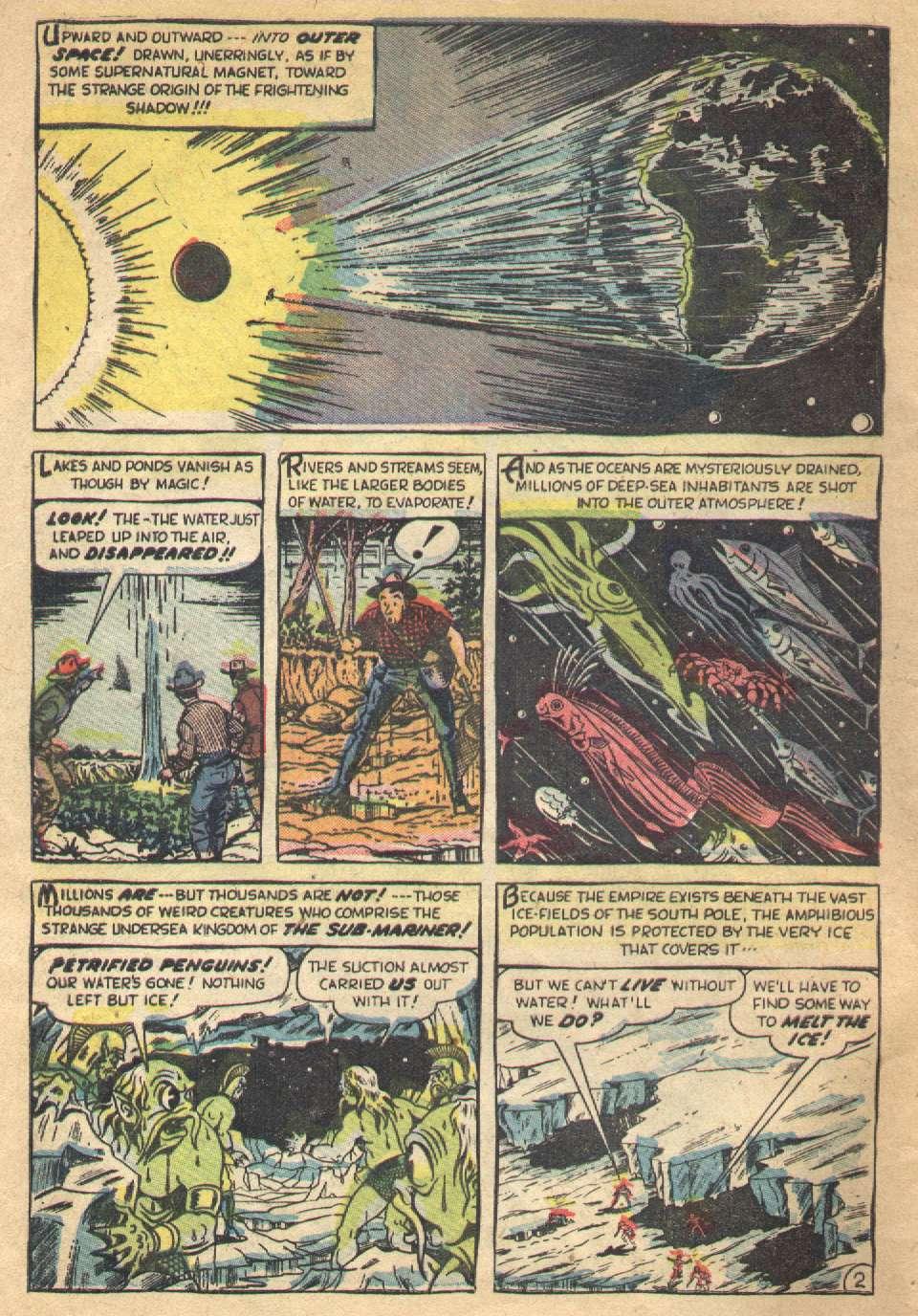 Sub-Mariner Comics #36 #36 - English 4