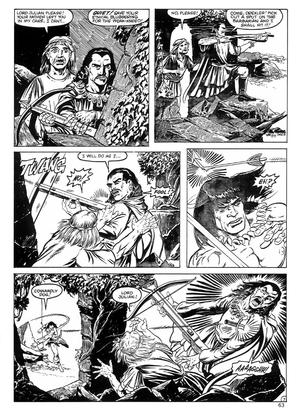 The Savage Sword Of Conan Issue #98 #99 - English 63