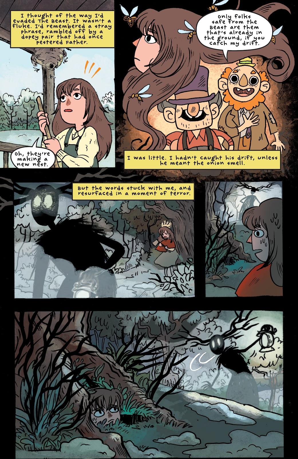 Over the Garden Wall (2016) Issue #1 #1 - English 15