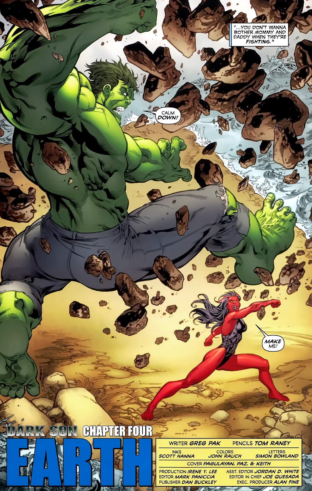 Incredible Hulks (2010) Issue #613 #3 - English 21