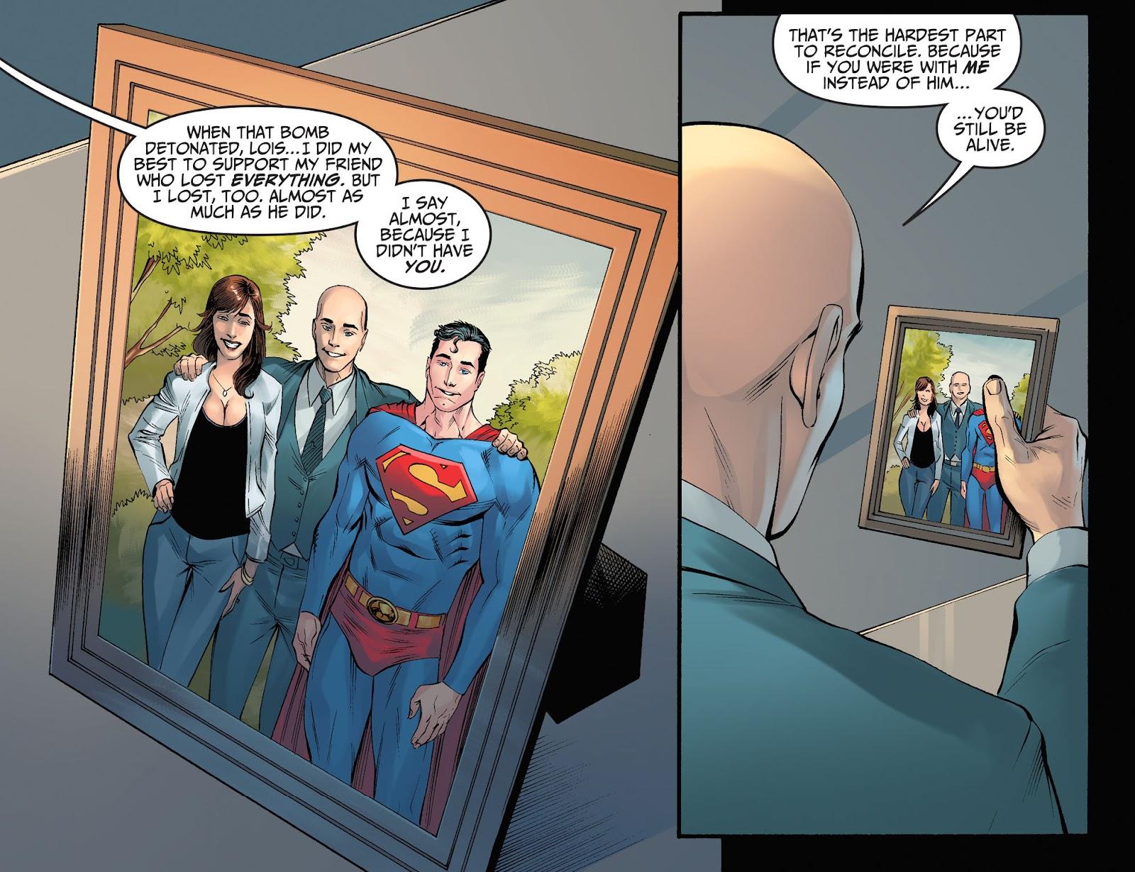 Injustice: Gods Among Us Year Four Issue #7 #8 - English 7