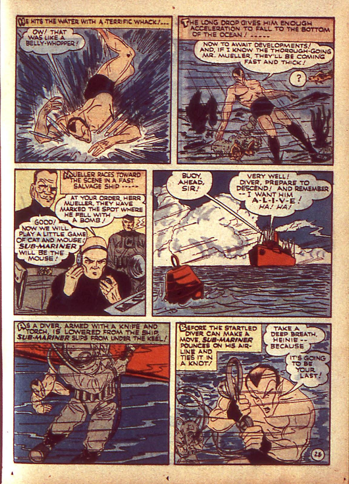 Sub-Mariner Comics Issue #3 #3 - English 32