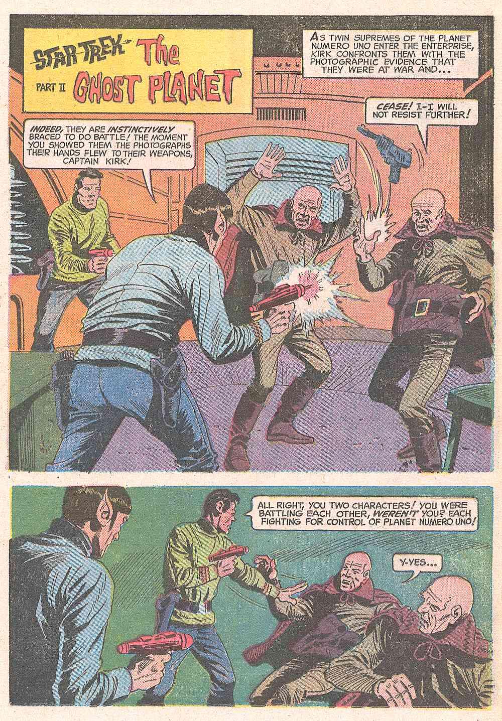Star Trek (1967) Issue #5 #5 - English 16