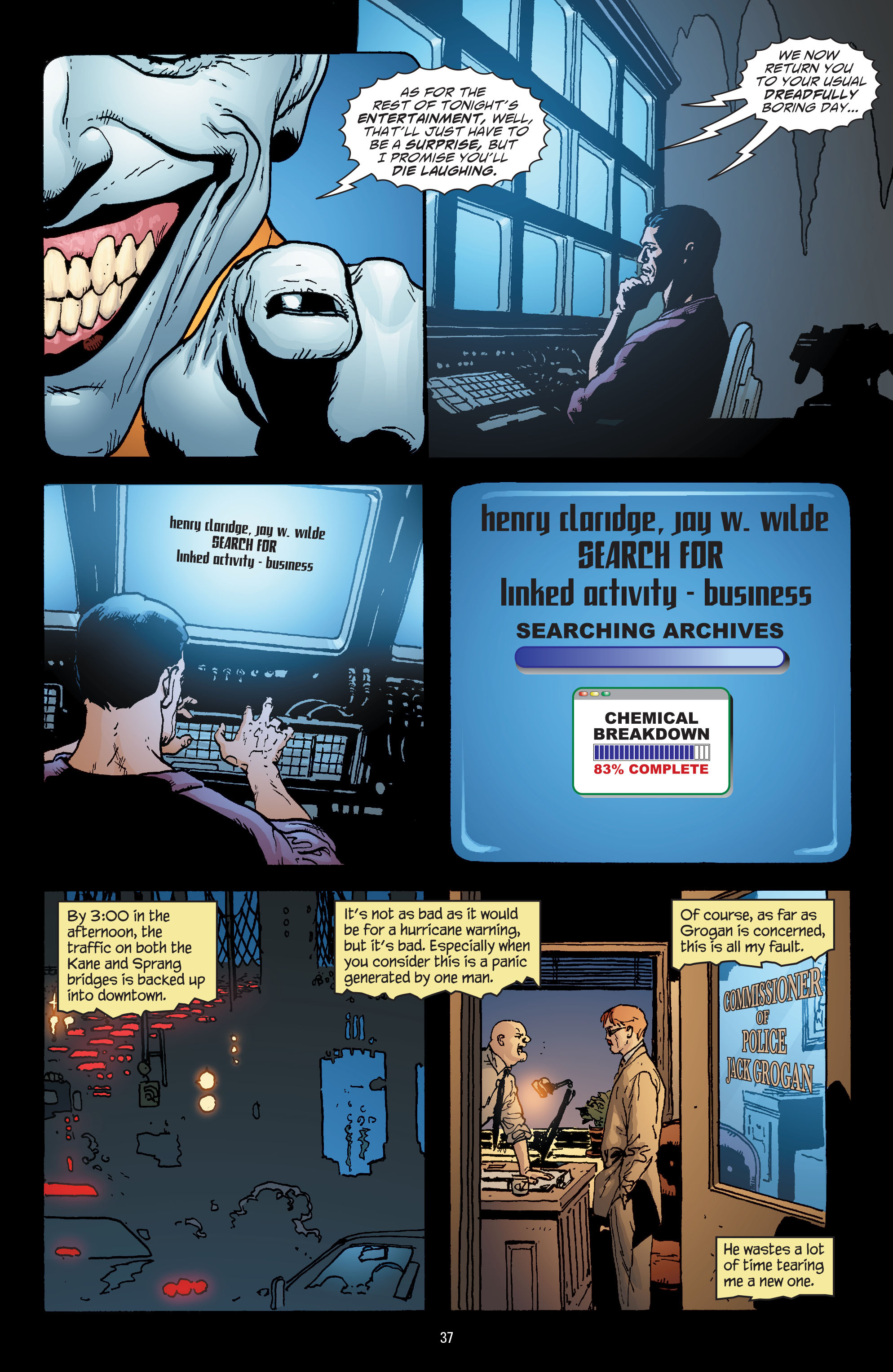Batman: The Man Who Laughs chap 1 pic 38