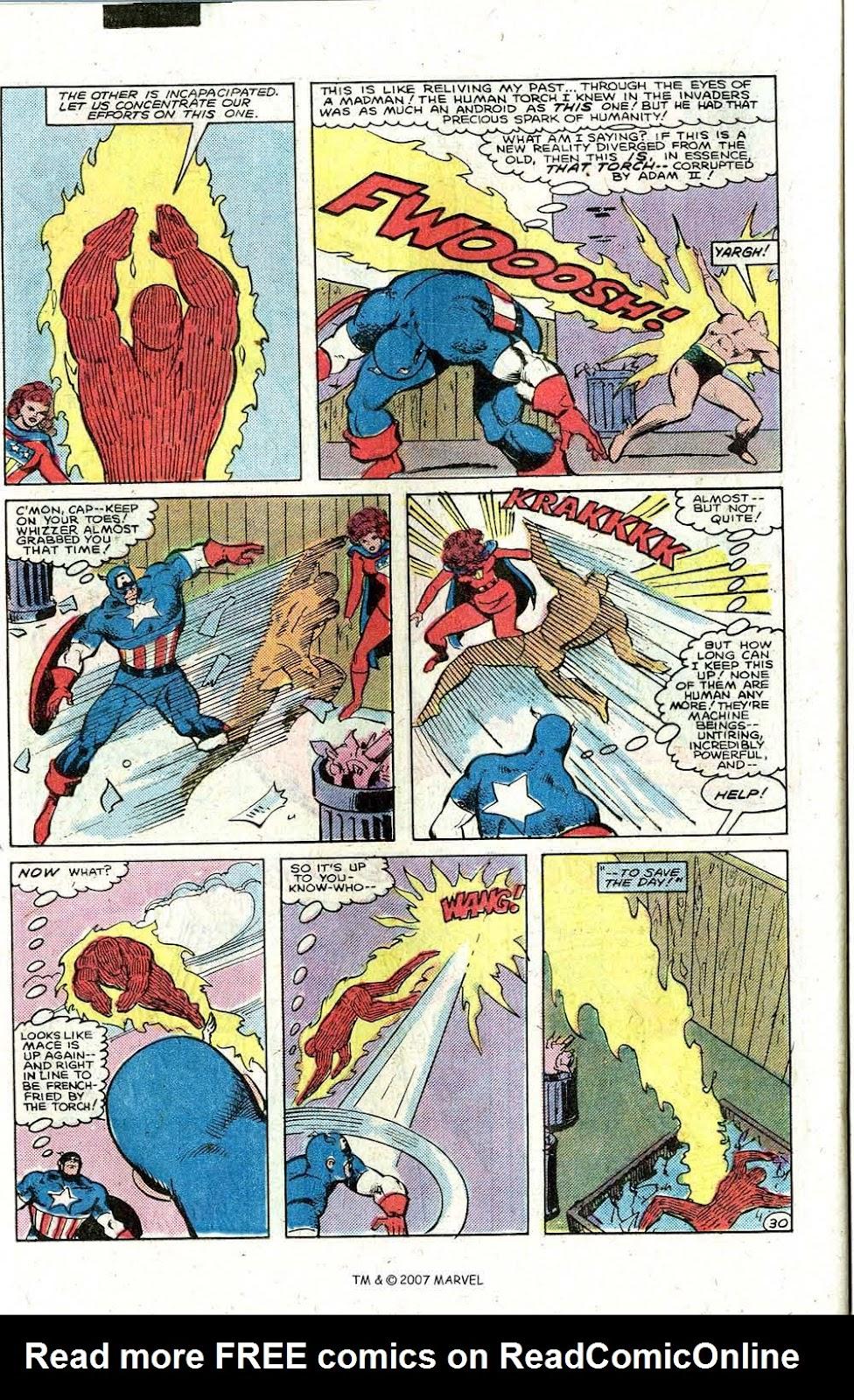 Captain America (1968) _Annual 6 #6 - English 36