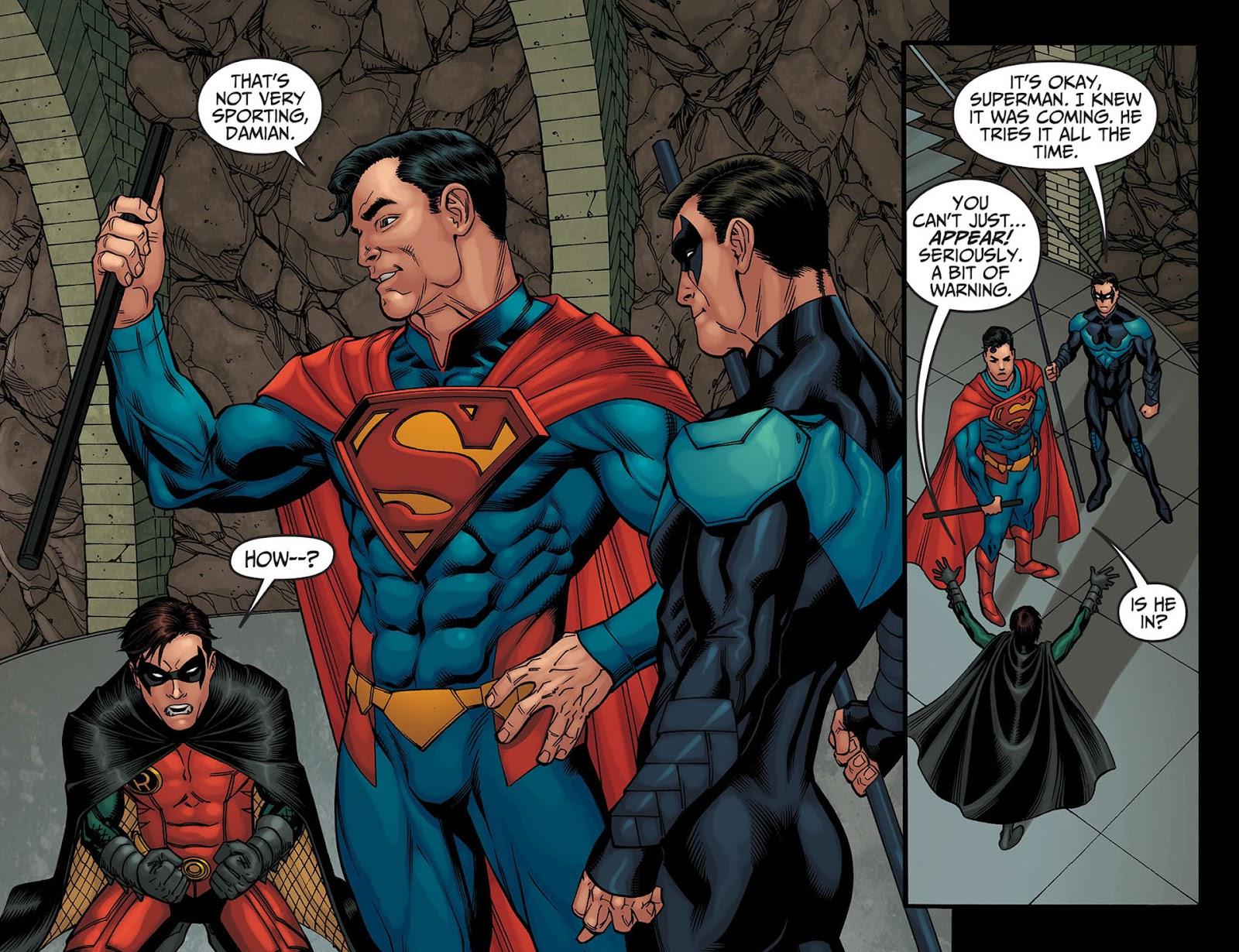Injustice: Gods Among Us [I] Issue #10 #11 - English 5