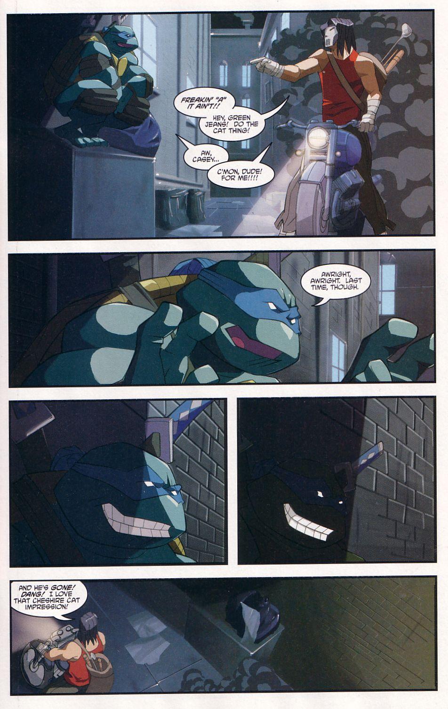Teenage Mutant Ninja Turtles (2003) chap 7 pic 7