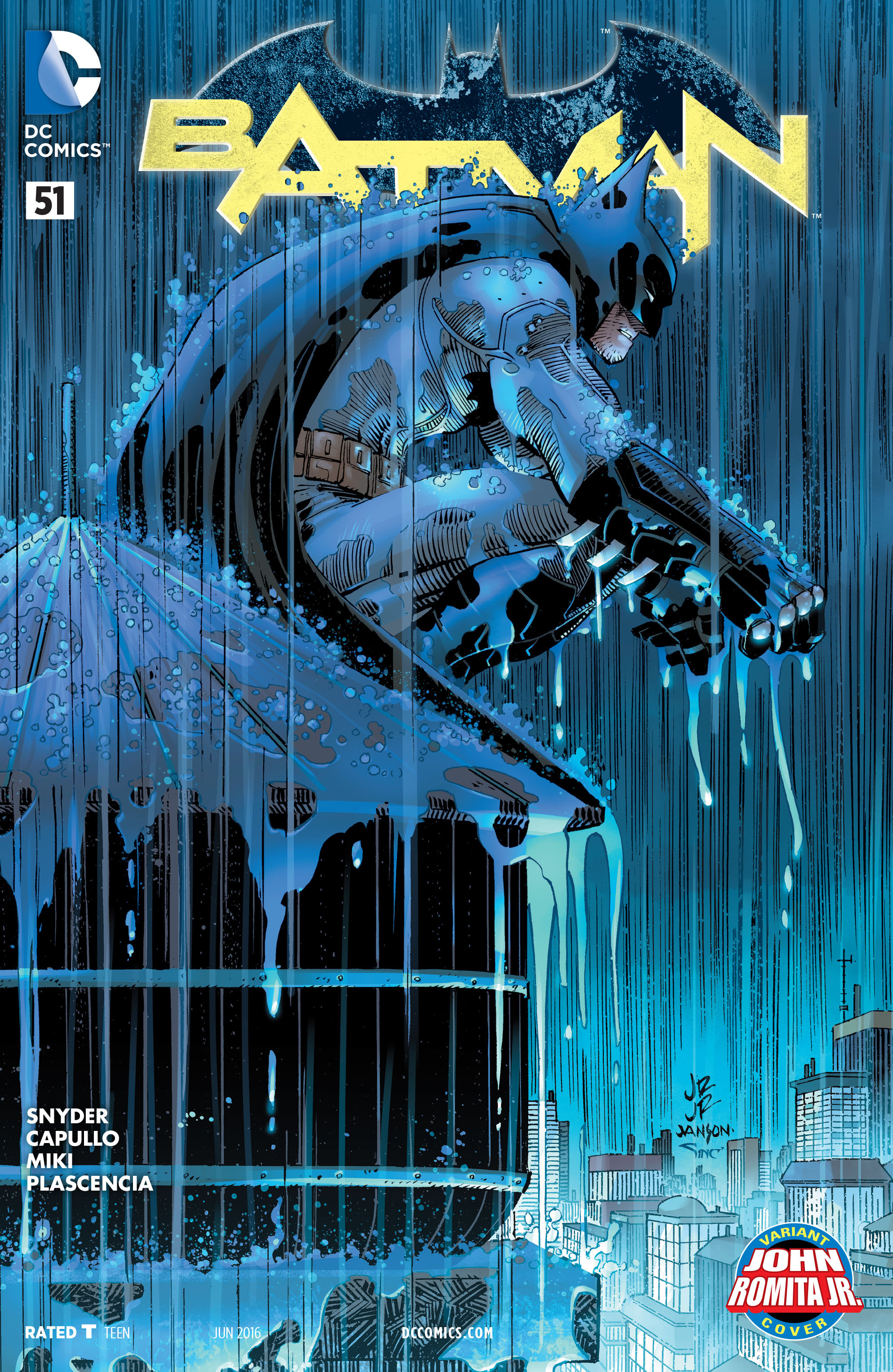 Batman (2011) #51 #74 - English 3