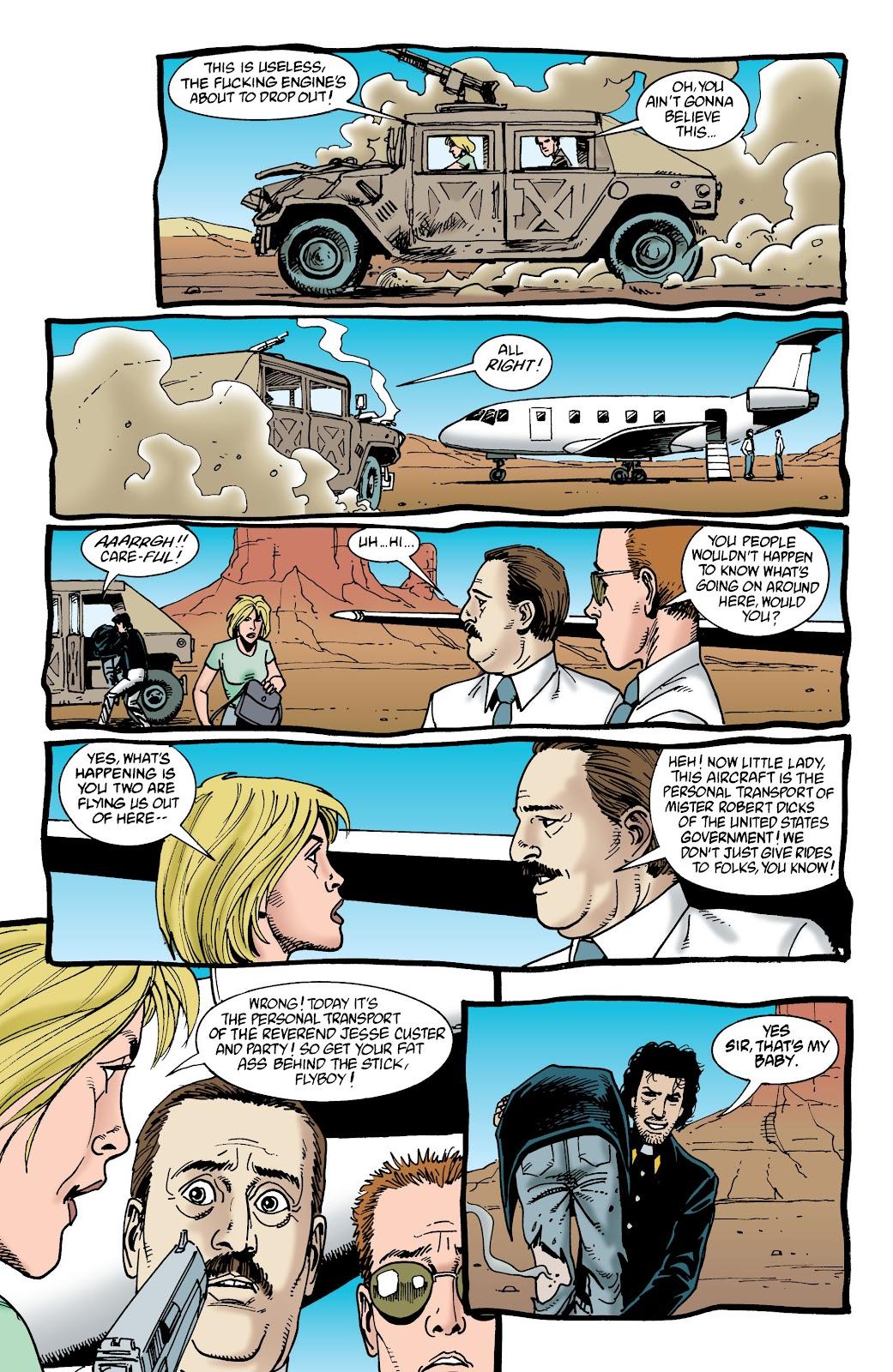 Preacher Issue #37 #46 - English 13