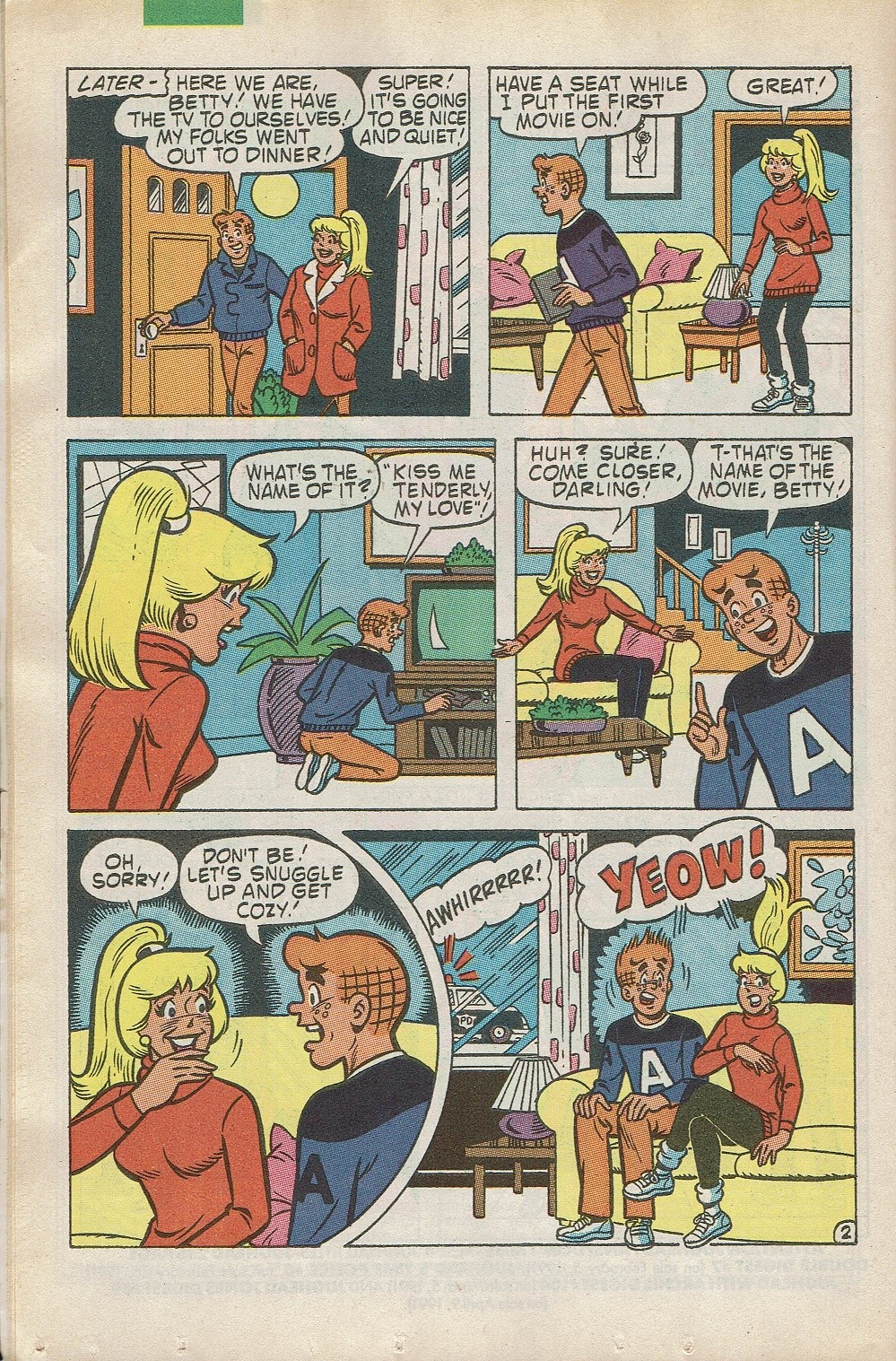 Read online Betty and Me comic -  Issue #190 - 14