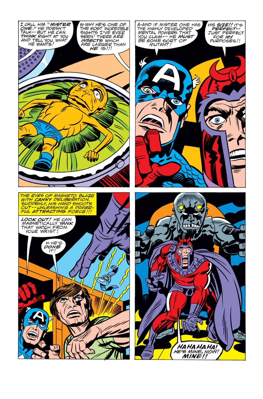 Captain America (1968) _Annual 4 #4 - English 6