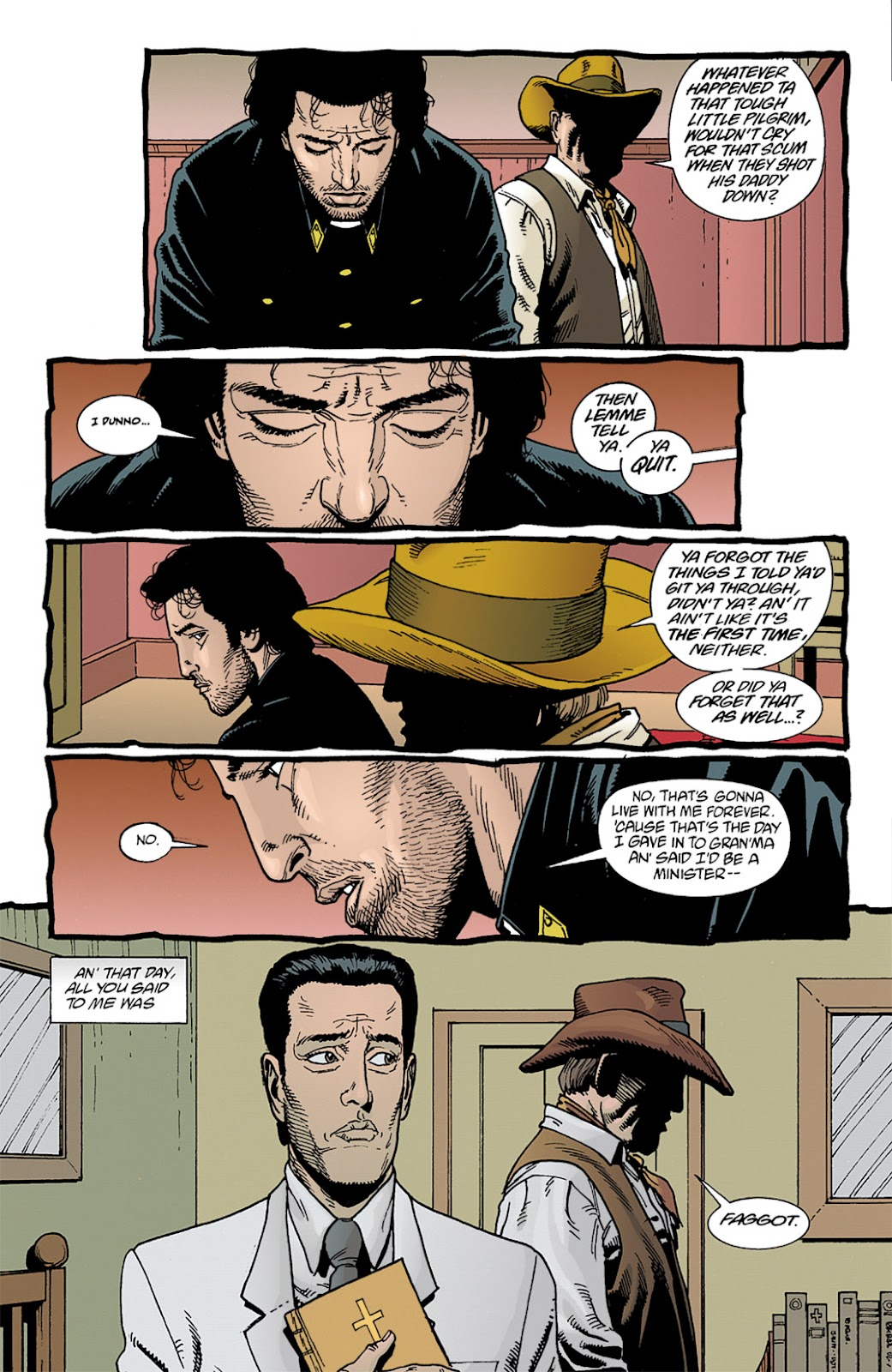 Preacher Issue #11 #20 - English 16
