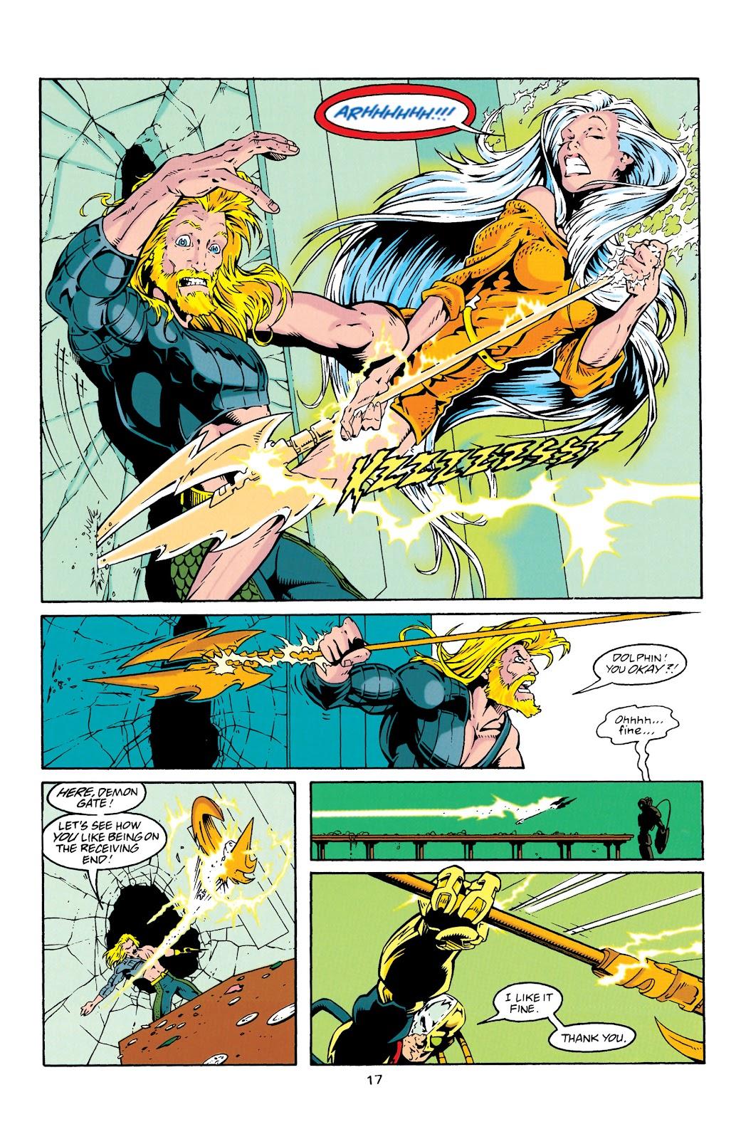 Aquaman (1994) Issue #27 #33 - English 18