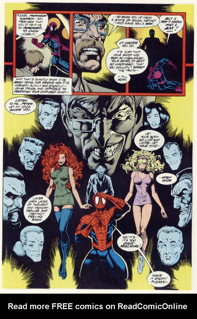 Read online Spider-Man: The Lost Years comic -  Issue #0 - 24