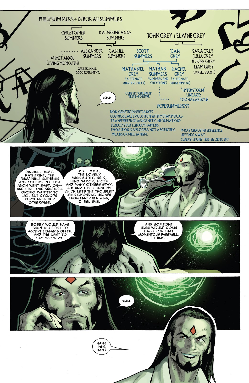 Uncanny X-Men (1963) Issue #544 #572 - English 14