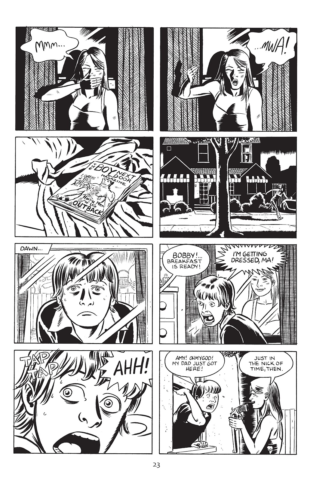 Stray Bullets Issue #30 #30 - English 25