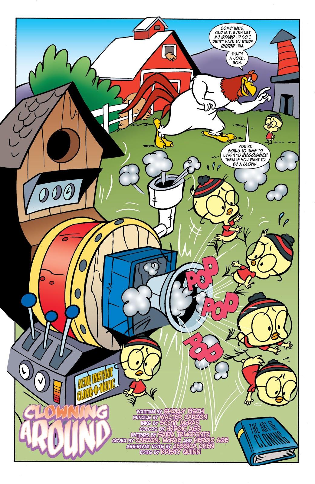 Looney Tunes (1994) Issue #216 #145 - English 3
