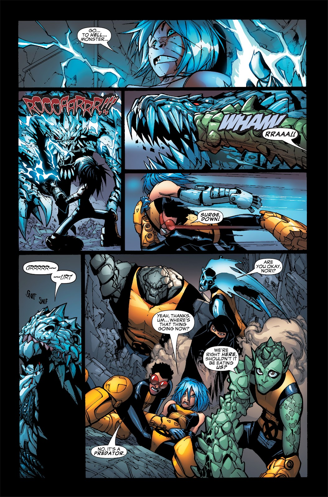 New X-Men (2004) Issue #46 #46 - English 22