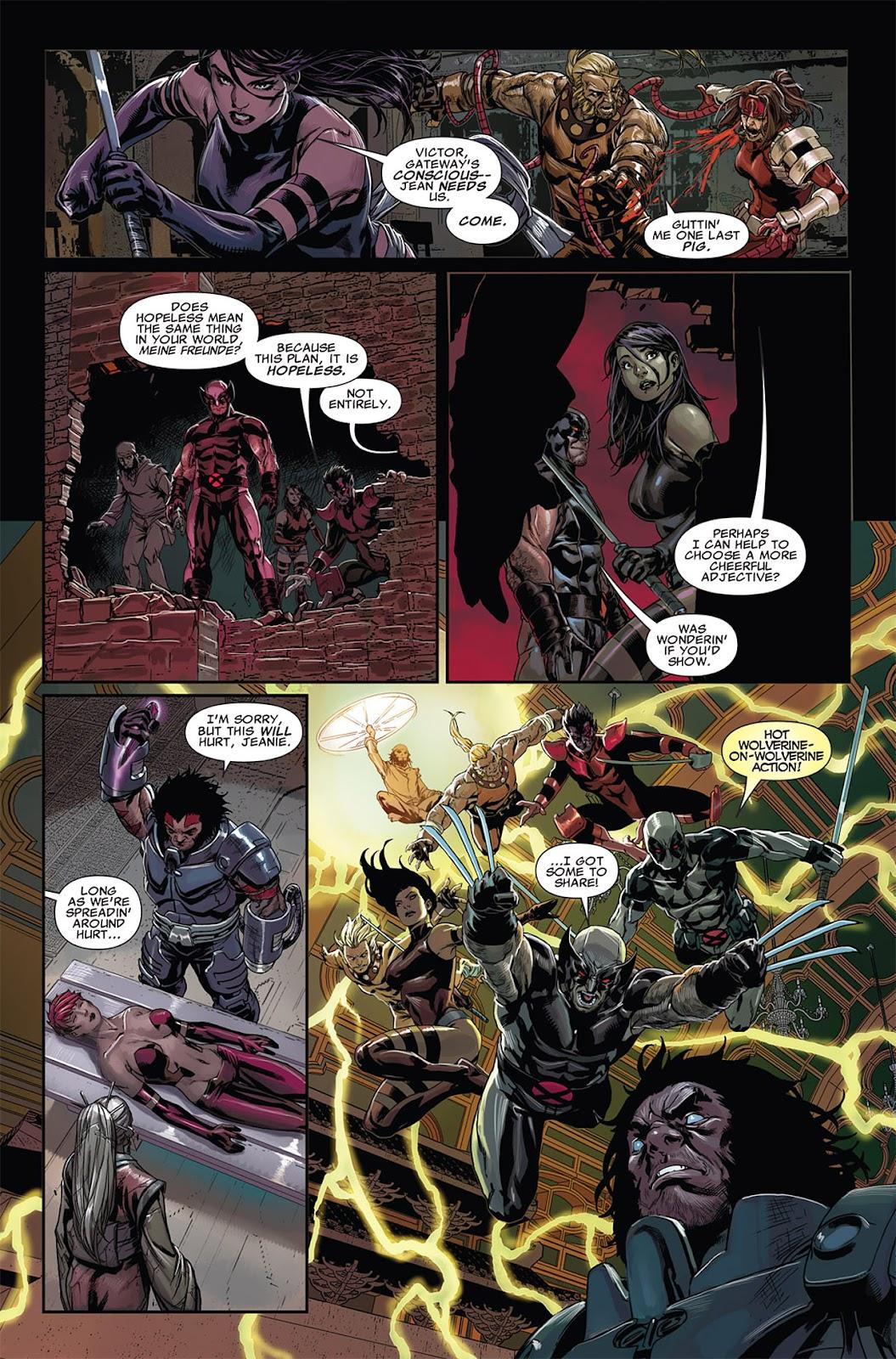 Uncanny X-Force (2010) Issue #13 #14 - English 17
