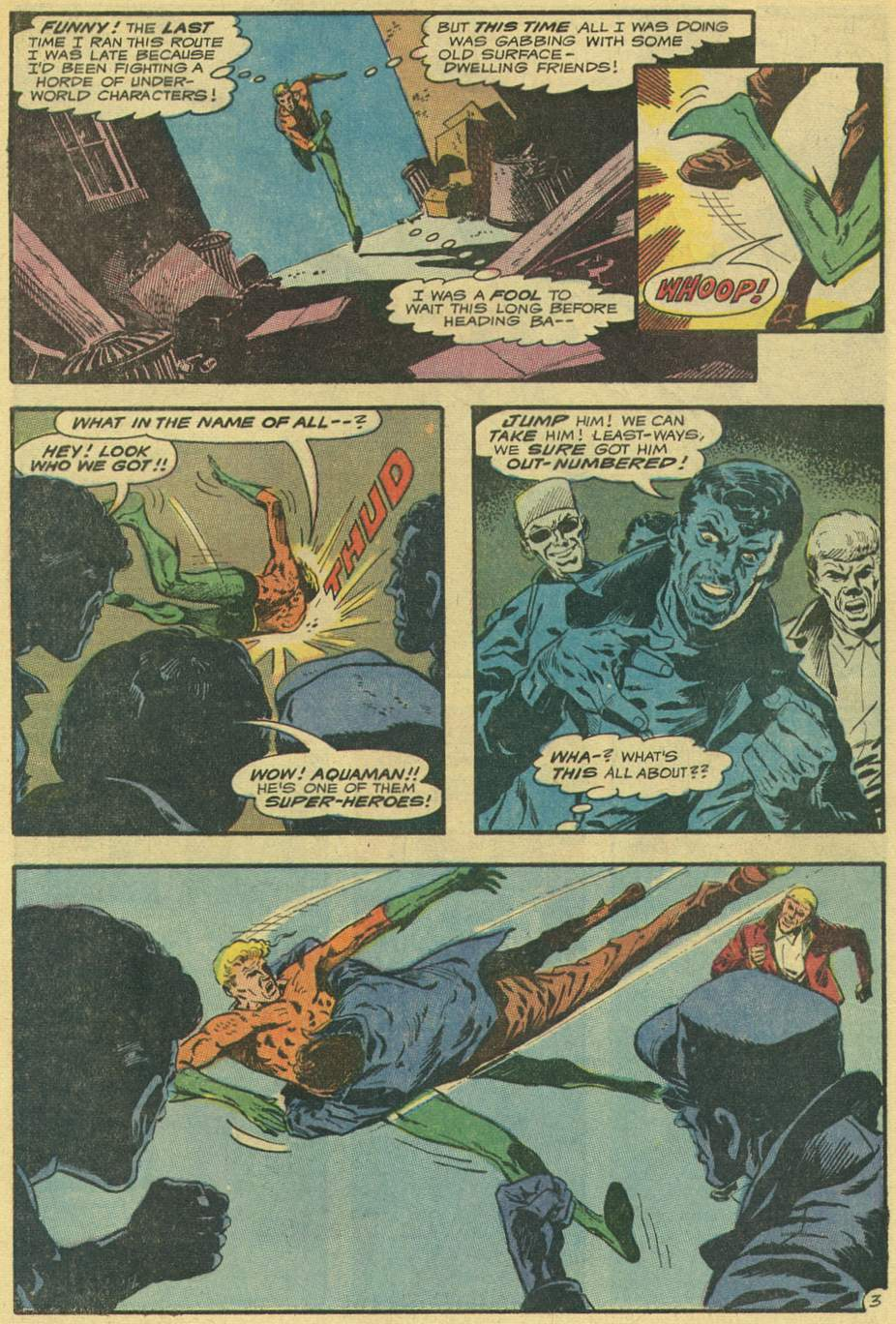 Aquaman (1962) Issue #54 #54 - English 5