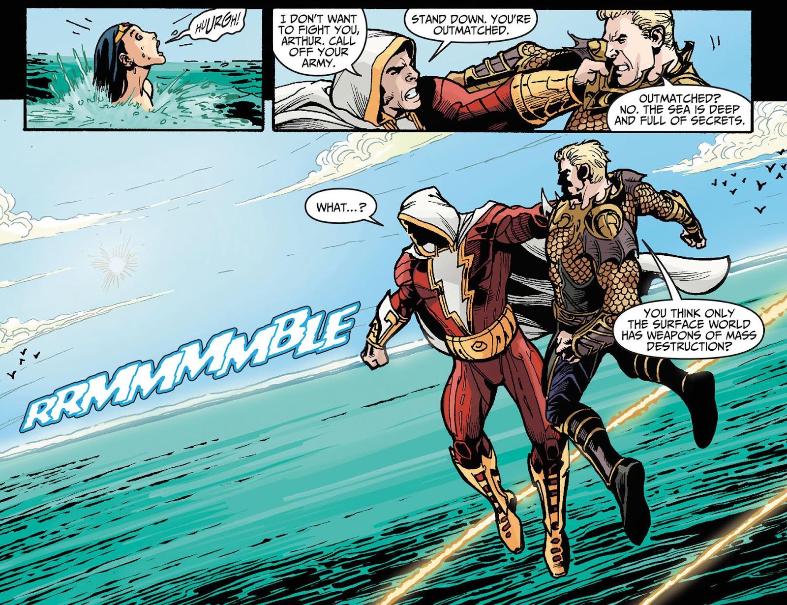 Injustice: Gods Among Us [I] Issue #11 #12 - English 10