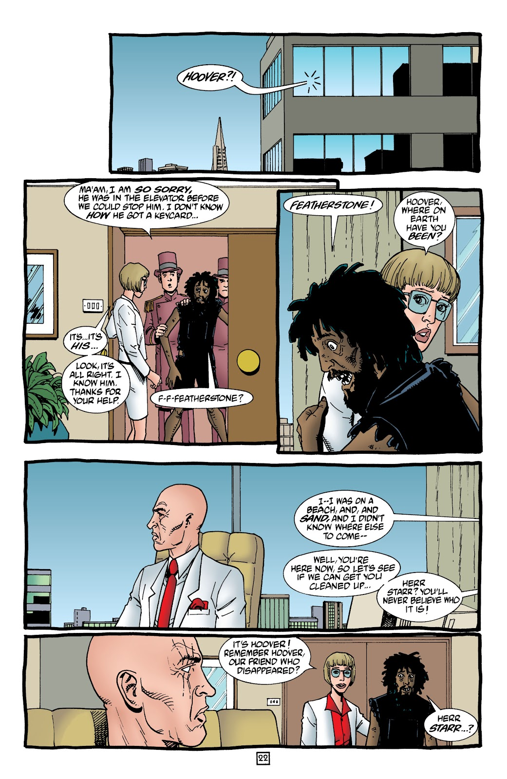Preacher Issue #55 #64 - English 23
