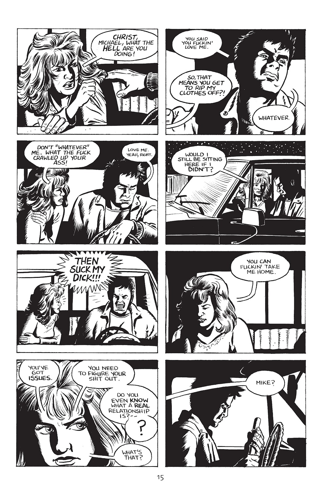 Stray Bullets Issue #34 #34 - English 17