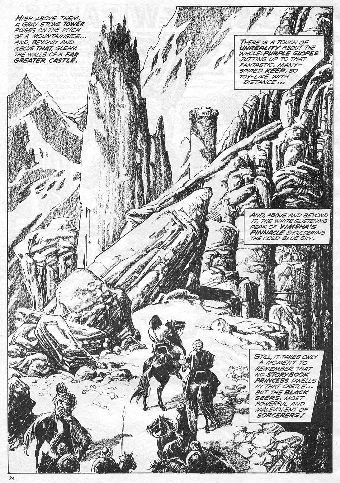The Savage Sword Of Conan Issue #18 #19 - English 24
