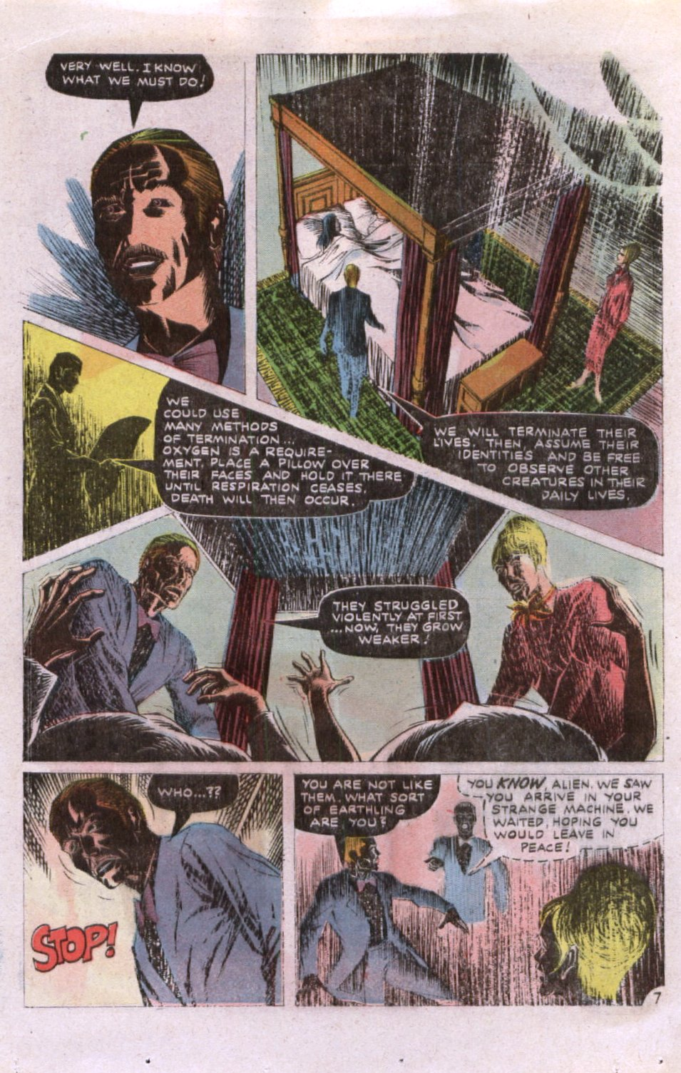 Read online Scary Tales comic -  Issue #26 - 20