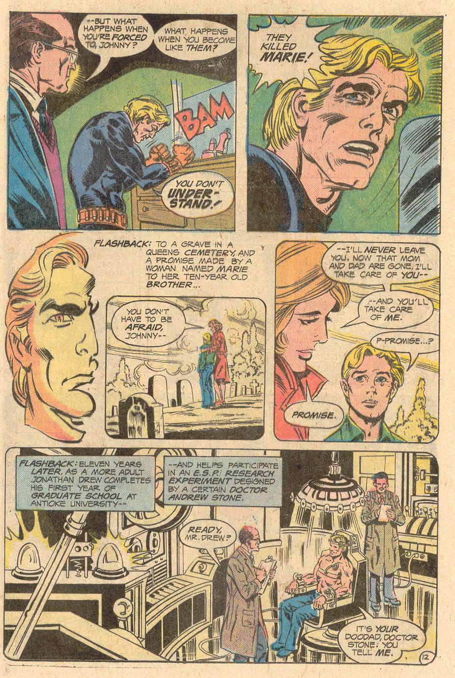 1st Issue Special 11 Page 12