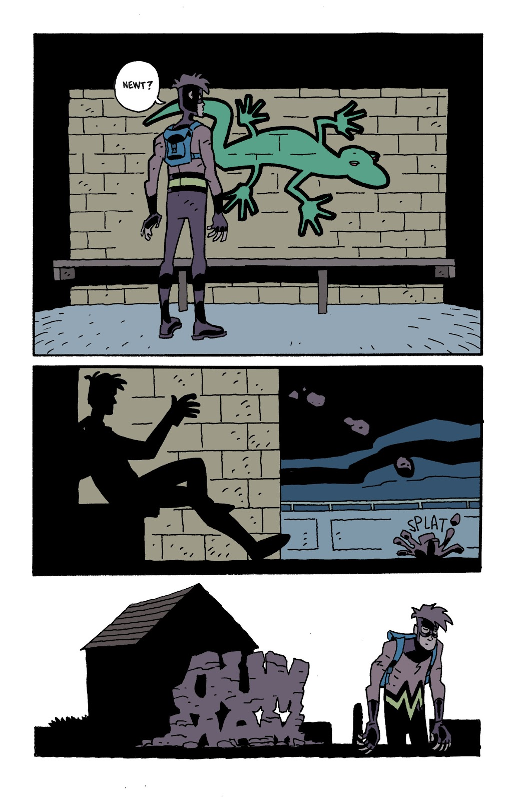 Mudman Issue #6 #6 - English 27