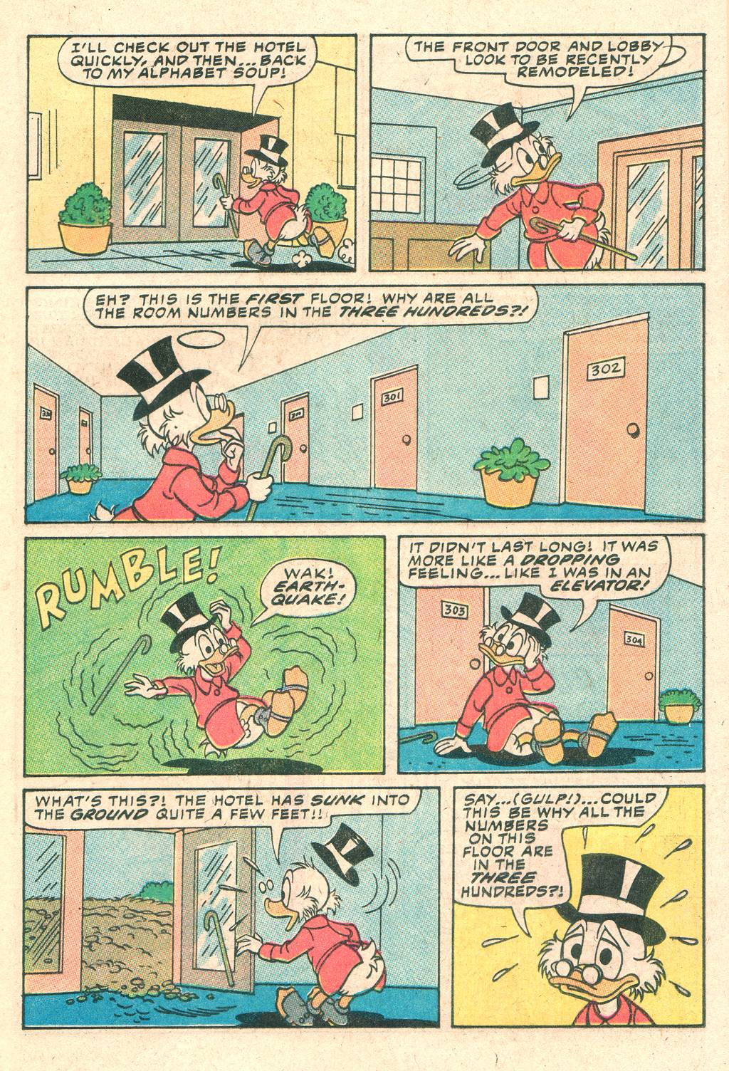 Uncle Scrooge (1953) Issue #205 #205 - English 21