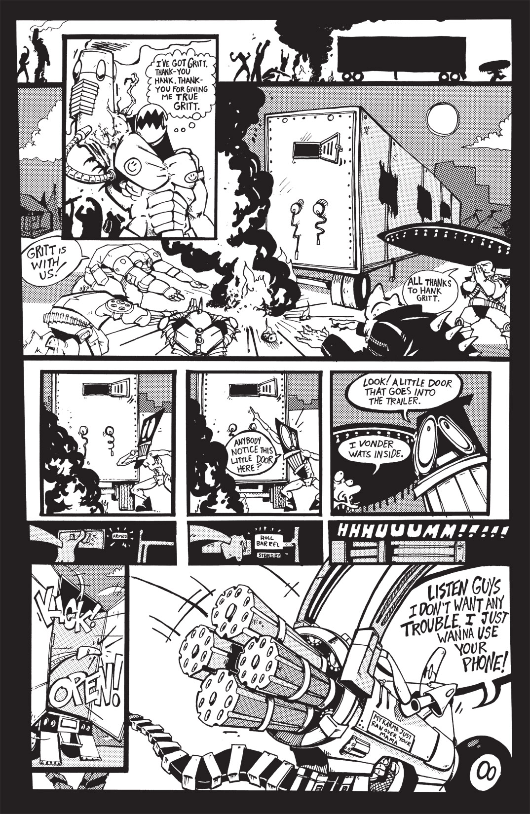 Read online Scud: The Disposable Assassin: The Whole Shebang comic -  Issue # TPB (Part 1) - 86
