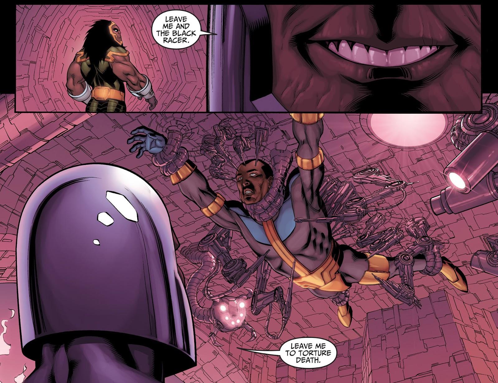 Injustice: Gods Among Us [I] Issue #22 #23 - English 14