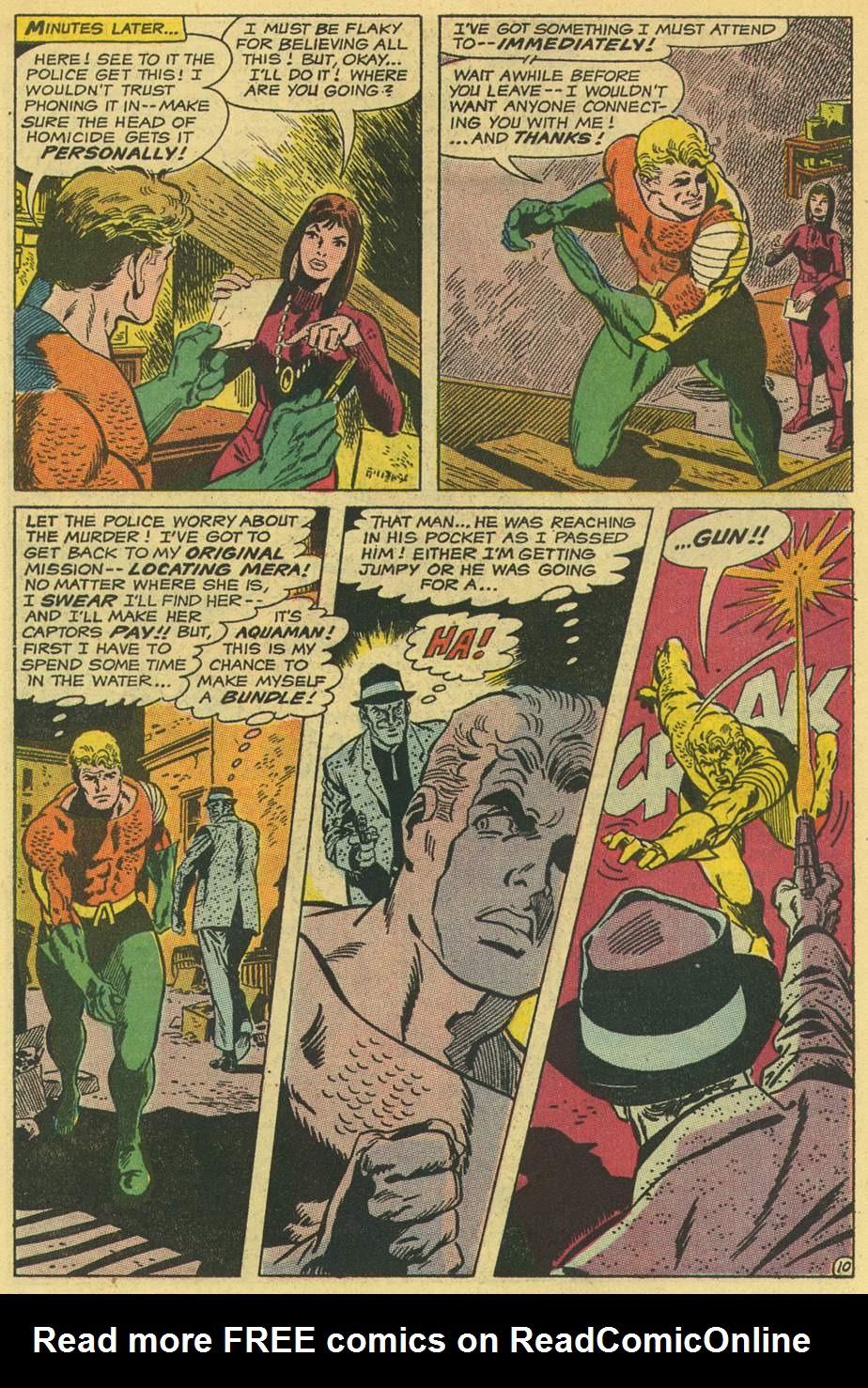 Aquaman (1962) Issue #44 #44 - English 14