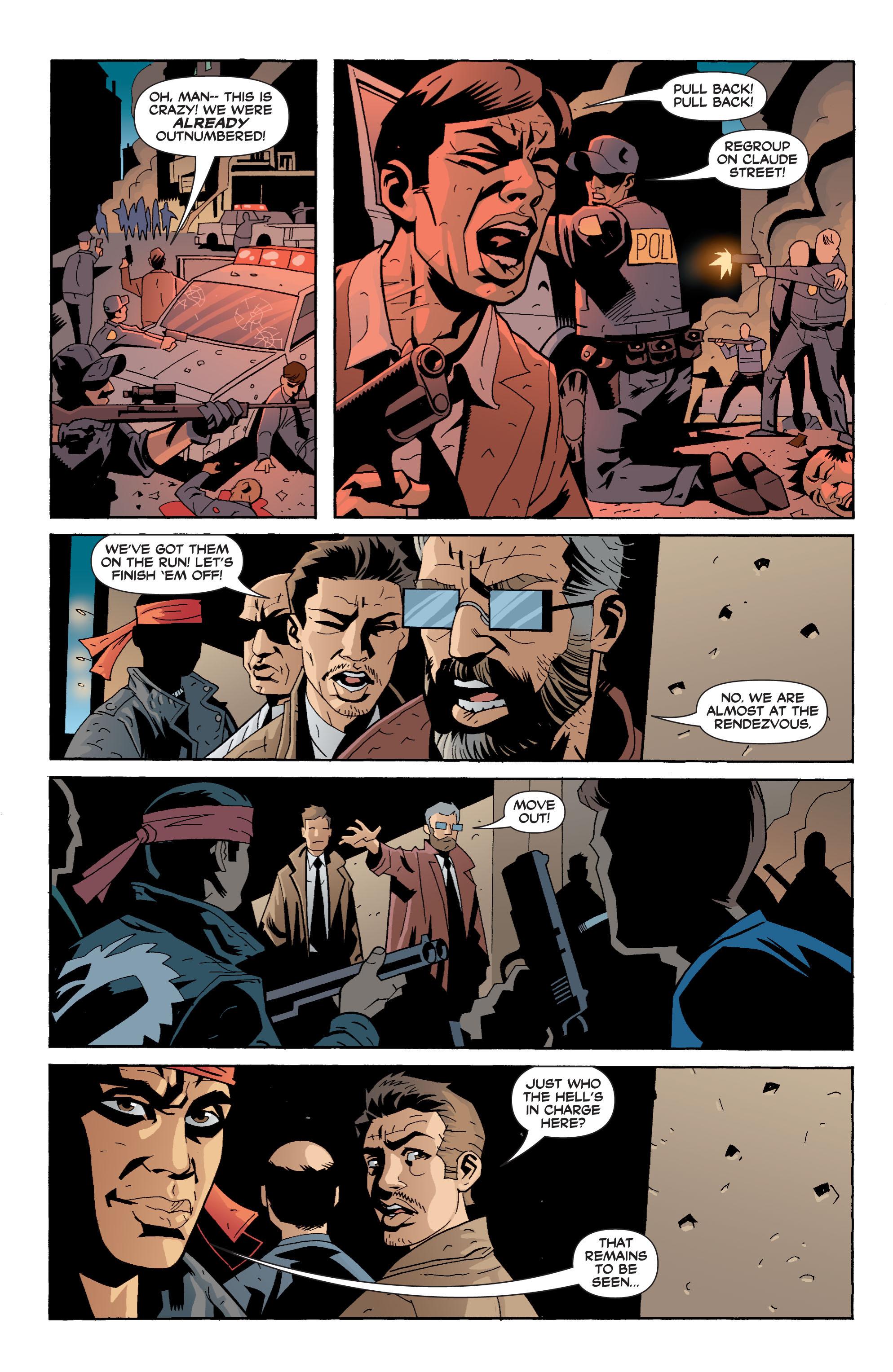 Read online Batman: War Games comic -  Issue #6 - 15