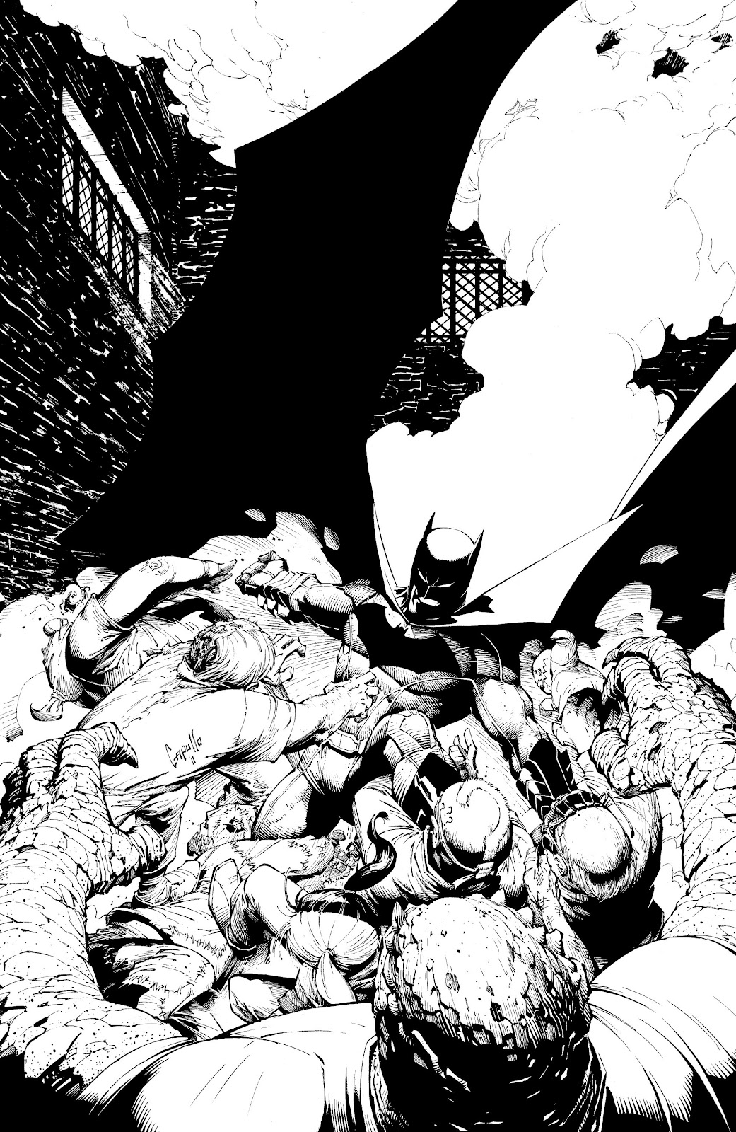 Batman (2011) _TPB 1 #1 - English 6