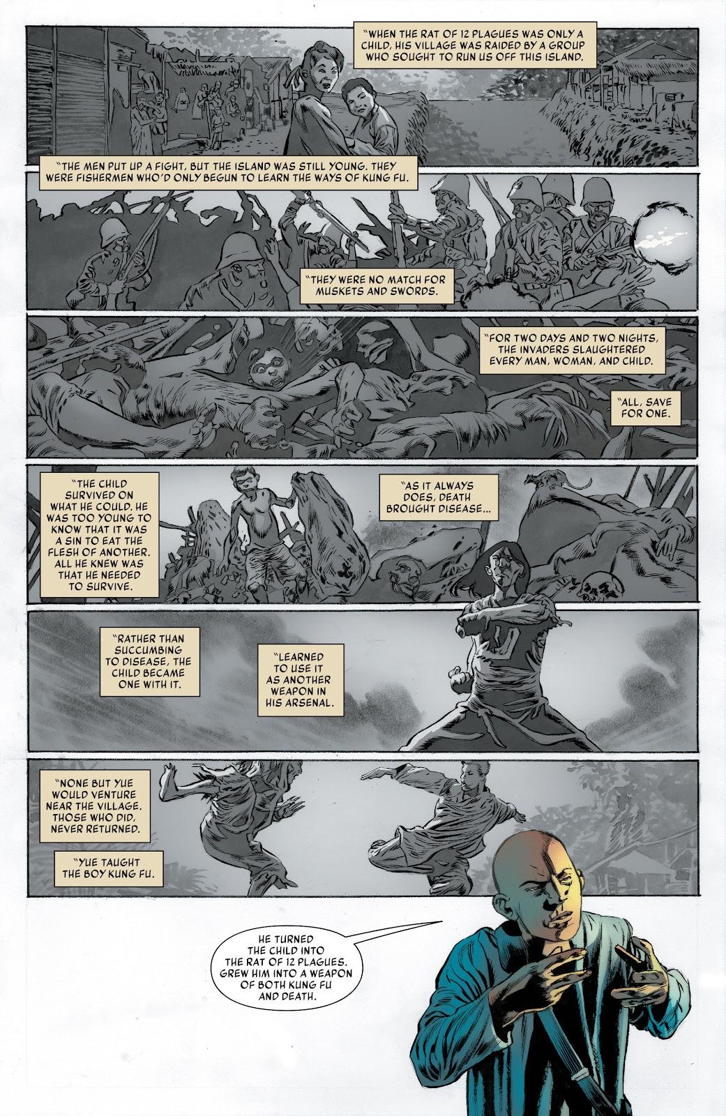 Iron Fist (2017) Issue #2 #2 - English 17